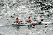 Munich, GERMANY.  2010 FISA World Cup. Olympic Rowing Course, Munich.  Saturday  19/06/2010   [Mandatory Credit Peter Spurrier/ Intersport Images]