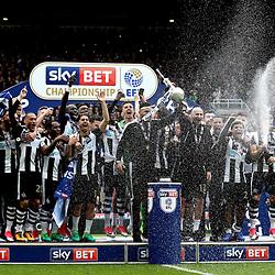 Newcastle United v Barnsley