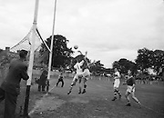 Neg No: .876/a19804-a1989..1955AIJFCF...1955.All Ireland Junior Football Championship - Home Final..Cork.03-10.Derry.01-07....