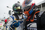 January 7-10, 2016: IMSA WeatherTech Series ROAR: Corey Lewis, Change Racing, Kaz Grala