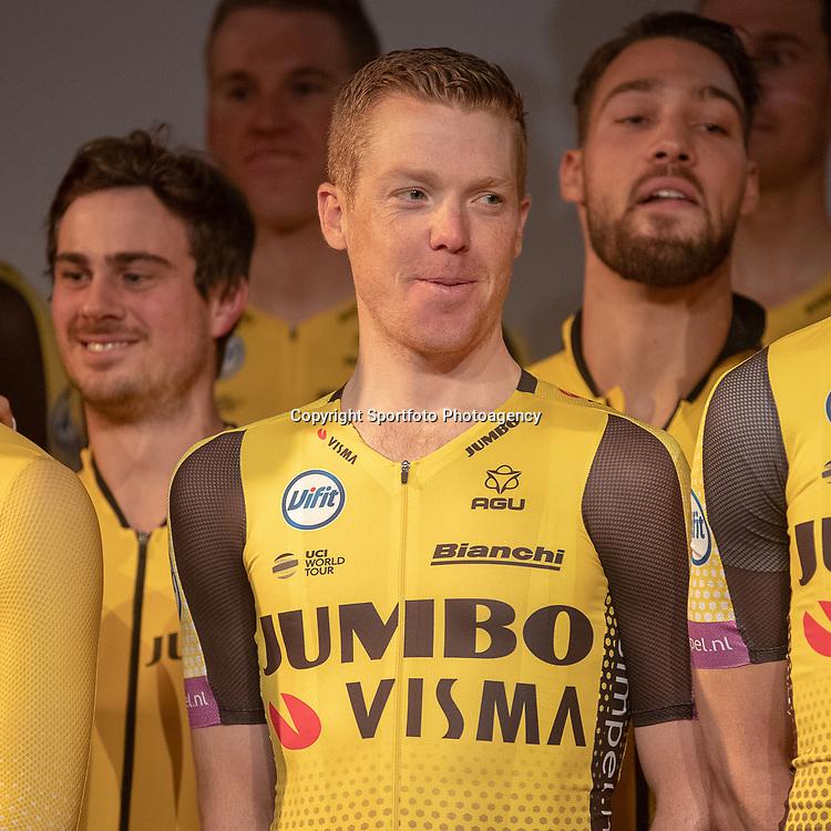 21-12-2018: Wielrennen: Presentatie Team Jumbo: Veghel <br />Steven Kruijswijk