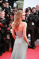 Rosie Huntington-Whiteley  at The Search gala screening red carpet at the 67th Cannes Film Festival France. Tuesday 20th May 2014 in Cannes Film Festival, France.