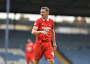 Leyton Orient Midfielder Kevin Nolan  during the Sky Bet League 2 match between Portsmouth and Leyton Orient at Fratton Park, Portsmouth, England on 6 February 2016. Photo by Adam Rivers.