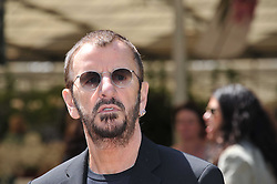 RINGO STARR at the 2011 RHS Chelsea Flower Show VIP & Press Day at the Royal Hospital Chelsea, London, on 23rd May 2011.