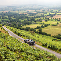 Robert Crofton & Fred Bent in the Arrive & Drive Riley 9hp Brooklands 9hp (A&D) on the Royal Automobile Club 1000 Mile Trial 2015
