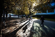 OCT 07 2014 Autumn Weather London