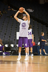 C/F Kyle Hardrick (Norman, OK / Norman).  The NBA Player's Association held their annual Top 100 basketball camp at the John Paul Jones Arena on the Grounds of the University of Virginia in Charlottesville, VA on June 18, 2008