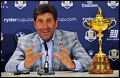 OCT 02 2012 Ryder Cup Press Conference