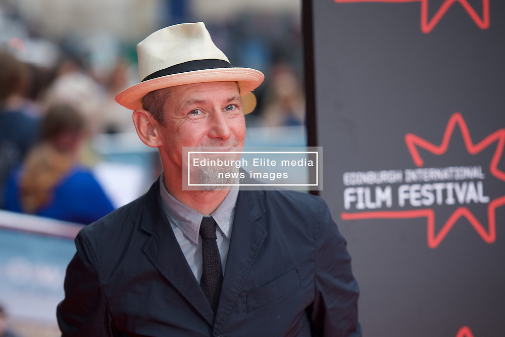 Ian Heart on the red carpet at the Edinburgh International Film Festival Opening Night Gala opening of the UK  Premier of God's Own Country directed by Francis Lee at Edinburgh's Festival Theatre. Wednesday 21st June 2017(c) Brian Anderson | Edinburgh Elite media
