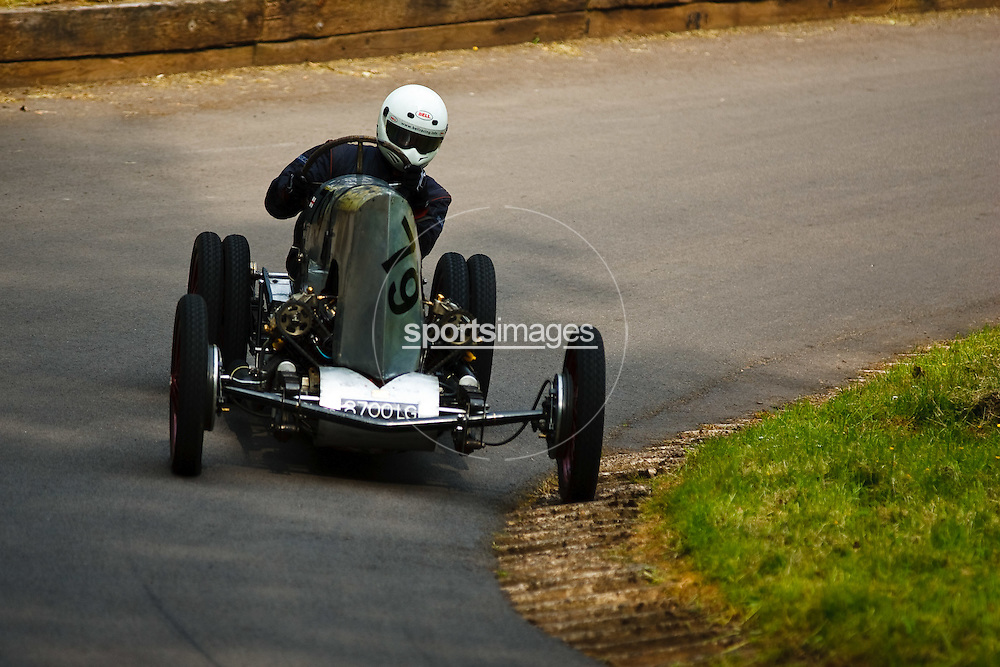 Car number 79 at Shelsley Hill climb 6/6/10