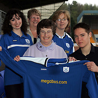 St Johnstone players sponsors evening..26.04.05<br />Stephen Fraser<br /><br />Picture by Graeme Hart.<br />Copyright Perthshire Picture Agency<br />Tel: 01738 623350  Mobile: 07990 594431