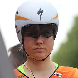 31-08-2017: Wielrennen: Boels Ladies Tour: Roosendaal: Amalie Dideriksen