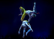 Cirque du Soleil performs Totem in Pittsburgh.