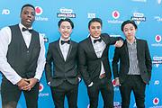 2018-03-24. Club Panama, Amsterdam. Veed Awards 2018. Op de foto: Vriendloos