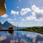 St. Lucia Island in the caribbean.  Photo by: Tito Herrera / www.titoherrera.com