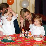NLD/Den Haag/20070626 - Fotoshoot Koninklijke Familie 2007, Prins Willem Alexander, prinses Maxima, Amalia, Alexia en Ariane