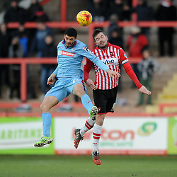Exeter City v Tranmere Rovers