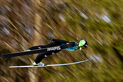 Ursa Bogataj at Slovenian National Championship in Ski Jumping on December 23, 2018 in Planica, Slovenia. Photo by Matic Klansek Velej / Sportida
