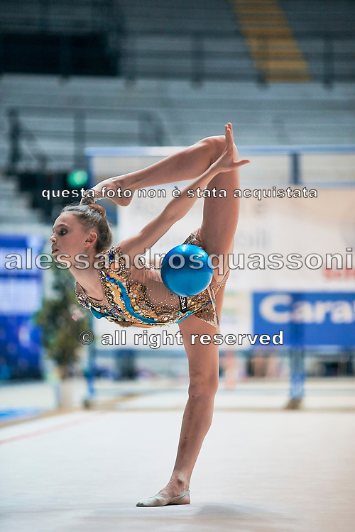 Eleonora Tagliabue of Team Italia during a training session in Desio, 08 February 2020.