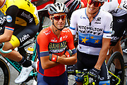 Vincenzo Nibali (ITA - Bahrain - Merida) during the 73th Edition Tour of Spain, Vuelta Espana 2018, stage 10 cycling race, Salamanca - Fermoselle Bermillo de Sayago 177 km on September 4, 2018 in Spain - Photo Luca Bettini / BettiniPhoto / ProSportsImages / DPPI