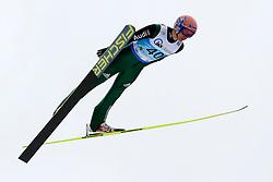 13.02.2013, Vogtland Arena, Kingenthal, GER, FIS Ski Sprung Weltcup, im Bild Michael Neumayer, Deutschland // during the FIS Skijumping Worldcup at the Vogtland Arena, Kingenthal, Germany on 2013/02/13. EXPA Pictures © 2013, PhotoCredit: EXPA/ Eibner/ Ingo Jensen..***** ATTENTION - OUT OF GER *****