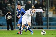 Italia - Danimarca U21 17.11.14