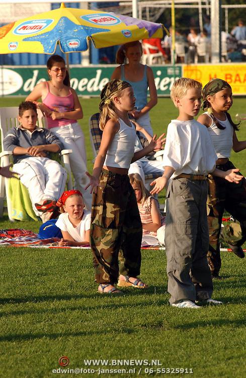 Linda Janssen zomeruitvoering Modance Huizen