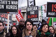 KURDS ASK BRITAIN to BREAK THEIR SILENCE