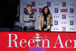 Davies Alan, Jane De La Mare, GBR<br /> Grand Prix Freestyle<br /> FEI World Cup Dressage Final, Omaha 2017 <br /> &copy; Hippo Foto - Dirk Caremans<br /> 01/04/2017