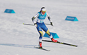 PYEONGCHANG-GUN, SOUTH KOREA - FEBRUARY 15: Charlotte Kalla of Sweden during the women's 10k free technique Cross Country competition at Alpensia Cross-Country Centre on February 15, 2018 in Pyeongchang-gun, South Korea. Photo by Nils Petter Nilsson/Ombrello               ***BETALBILD***