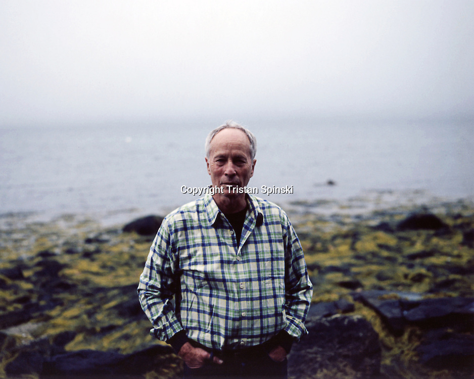Richard Ford, author, for Newsweek