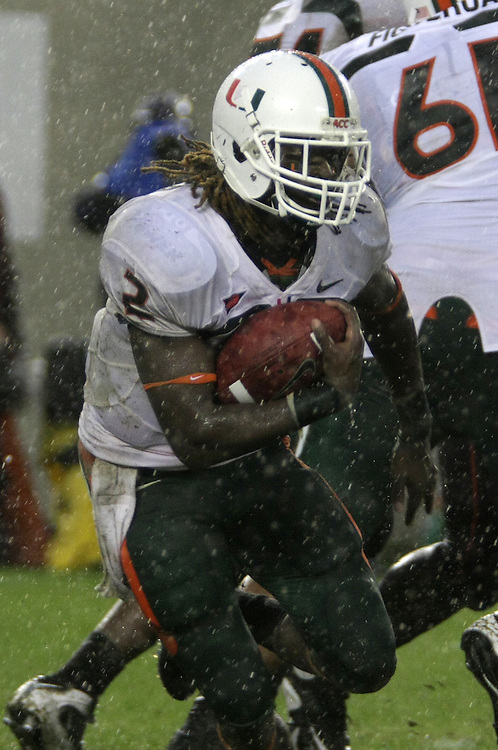 2009 Miami Hurricanes Football @ Virginia Tech