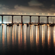 Coronado Bridge. Coronado, CA