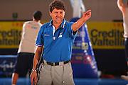 Bormio 20/07/2008<br /> Basket, Allenamento <br /> Nella foto: <br /> Foto Ciamillo