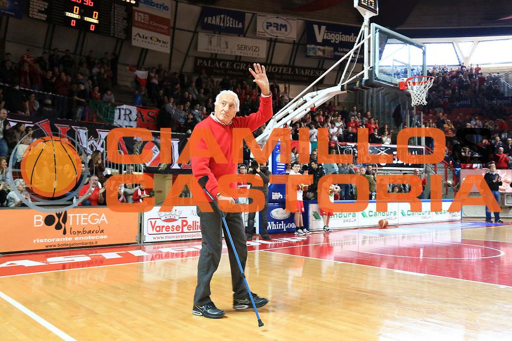 DESCRIZIONE : Varese Lega A 2012-2013 Cimberio Varese Juve Caserta<br /> GIOCATORE : Sandro Gamba<br /> CATEGORIA : ritratto<br /> SQUADRA : Cimberio Varese<br /> EVENTO : Campionato Lega A 2012-2013 <br /> GARA : Cimberio Varese Juve Caserta<br /> DATA : 03/03/2013<br /> SPORT : Pallacanestro <br /> AUTORE : Agenzia Ciamillo-Castoria/I.Mancini<br /> Galleria : Lega Basket A 2012-2013  <br /> Fotonotizia : Varese Lega A 2012-2013 Cimberio Varese Juve Caserta<br /> Predefinita :