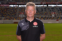 02.07.2015, Esprit Arena, Duesseldorf, GER, 2. FBL, Fortuna Duesseldorf, Fototermin, im Bild Co-Trainer Peter Hermann ( Fortuna Duesseldorf / Portrait ) // during the official Team and Portrait Photoshoot of German 2nd Bundesliga Club Fortuna Duesseldorf at the Esprit Arena in Duesseldorf, Germany on 2015/07/02. EXPA Pictures © 2015, PhotoCredit: EXPA/ Eibner-Pressefoto/ Thienel<br /> <br /> *****ATTENTION - OUT of GER*****