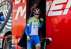 Luka Pibernik of Slovenia prior to the Men's Elite Road Race a 258.5km race from Kufstein to Innsbruck 582m at the 91st UCI Road World Championships 2018 / RR / RWC / on September 30, 2018 in Innsbruck, Austria. Photo by Vid Ponikvar / Sportida