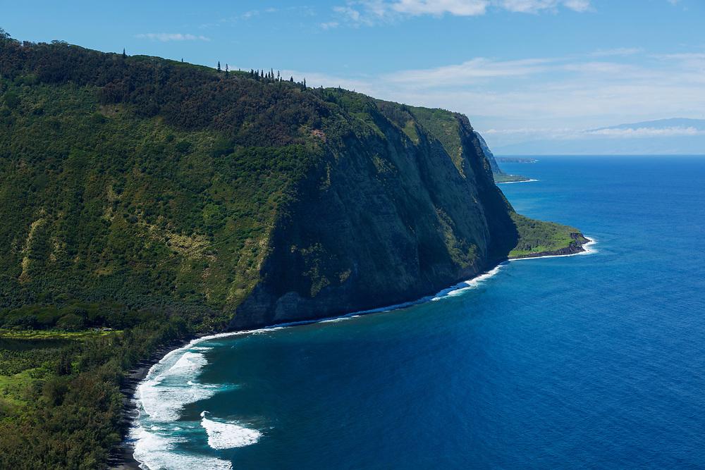 Waipio Valley Lookout, Hawaii Island