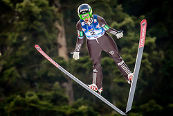 Jerneja Brecl (SLO) during 1st Round at Day 1 of FIS Ski Jumping World Cup Ladies Ljubno 2018, on January 27, 2018 in Ljubno ob Savinji, Ljubno ob Savinji, Slovenia. Photo by Ziga Zupan / Sportida