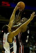 20071113 NBA Heat v Bobcats