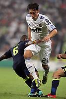 Football -Real Madrid v Ajax UEFA Champions League - Santiago Bernabeu stadium, Madrid - 15-09- 2010 Mesut Ozil
