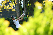 Meghan Mac Laren (Eng) competes during the practice round of LPGA Evian Championship 2018, Day 1, at Evian Resort Golf Club, in Evian-Les-Bains, France, on September 10, 2018, Photo Philippe Millereau / KMSP / ProSportsImages / DPPI