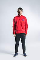 **EXCLUSIVE**Portrait of Chinese soccer player Li Fang of Chongqing Dangdai Lifan F.C. SWM Team for the 2018 Chinese Football Association Super League, in Chongqing, China, 27 February 2018.
