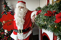 Santa Claus has been checking his list as children have taken cruise boats from downtown Coeur d'Alene to visit his North Pole workshop.