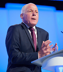 Michael Cashman, member of the European Parliament for the West Midlands during the Labour Party Annual Conference in Manchester, Great Britain, September 30, 2012 Photo by Elliott Franks / i-Images.