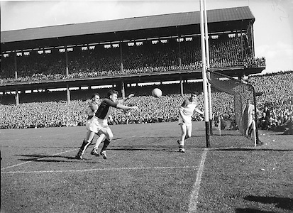 All Ireland Senior Football Final Down v. Offaly 24th September 1961...24.09.1961  24th September 1961