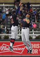 Indians v Twins - 31 May 2018