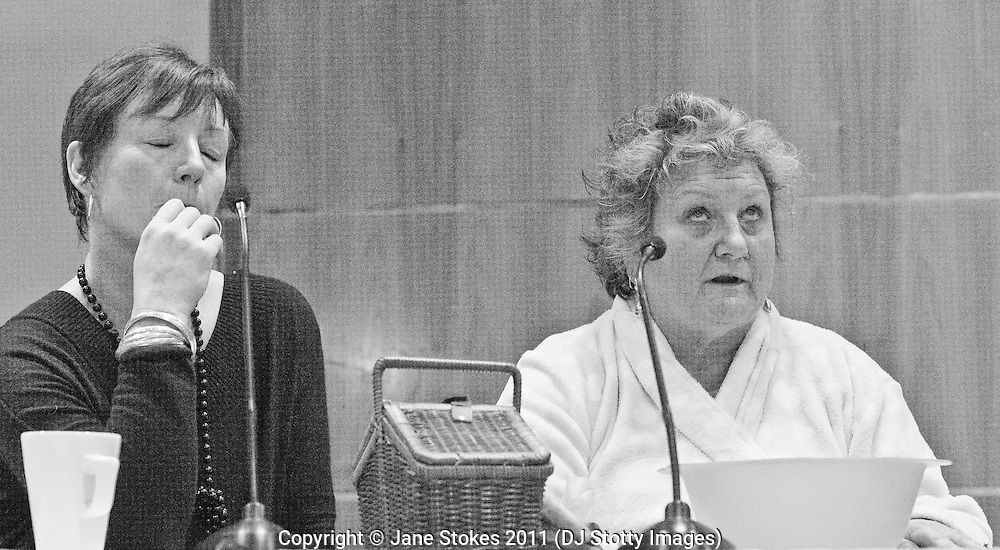 3rd National Conference for End of Life Care Facilitators Performance of the play 'Dying to Know' by the cast of the red Tie Theatre from the Isle of Wight, written & directed by Helen Reading.<br />
