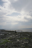 Inis Oirr the Aran Islands Galway Ireland