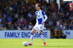 Chris Lines of Bristol Rovers - Mandatory by-line: Dougie Allward/JMP - 12/08/2017 - FOOTBALL - Memorial Stadium - Bristol, England - Bristol Rovers v Peterborough United - Sky Bet League One